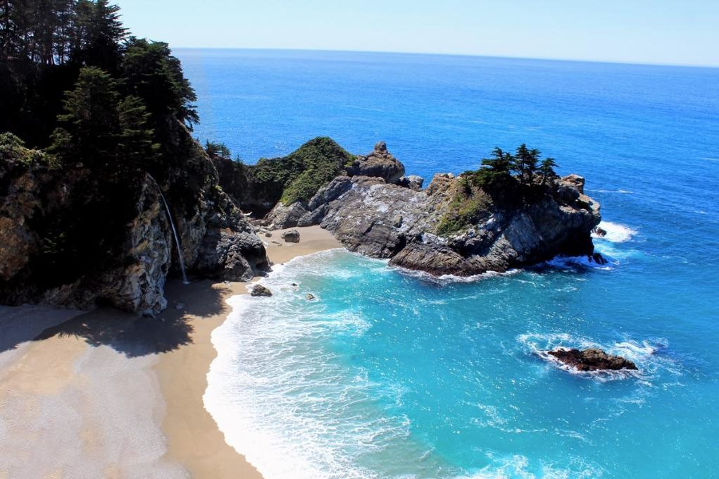 California: Julia Pfeiffer Burns State Park