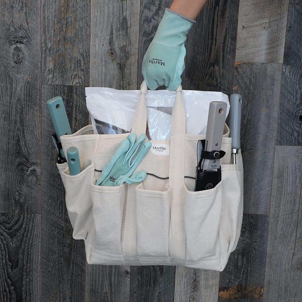 Martha Stewart garden bag