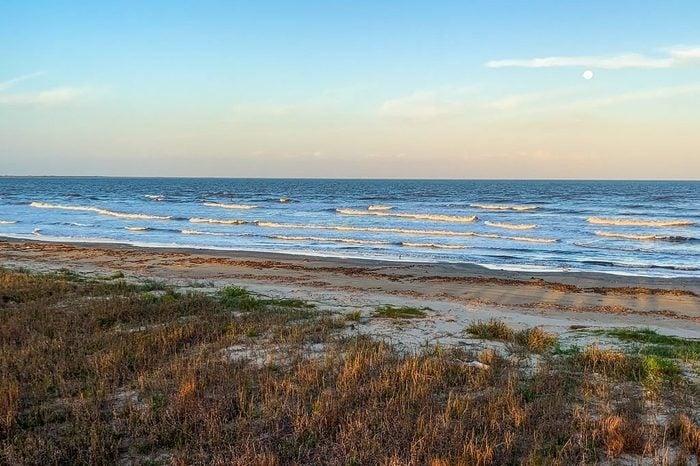 Louisiana: Grand Isle State Park beach