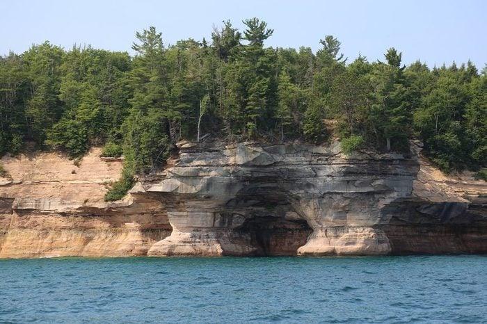 Michigan: Pictured Rocks National Lakeshore