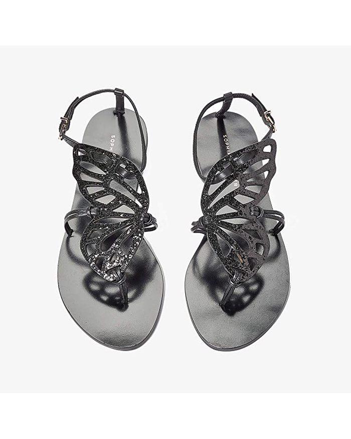 sophia webster flat sandal