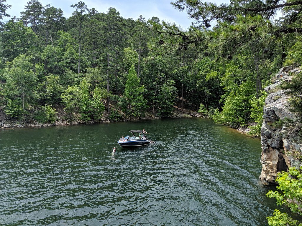 Arkansas: Lake Quahchita State Park