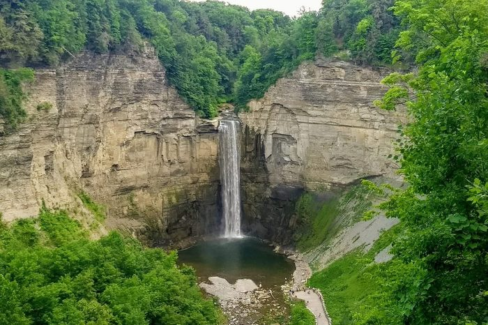 New York: Taughannock Falls State Park