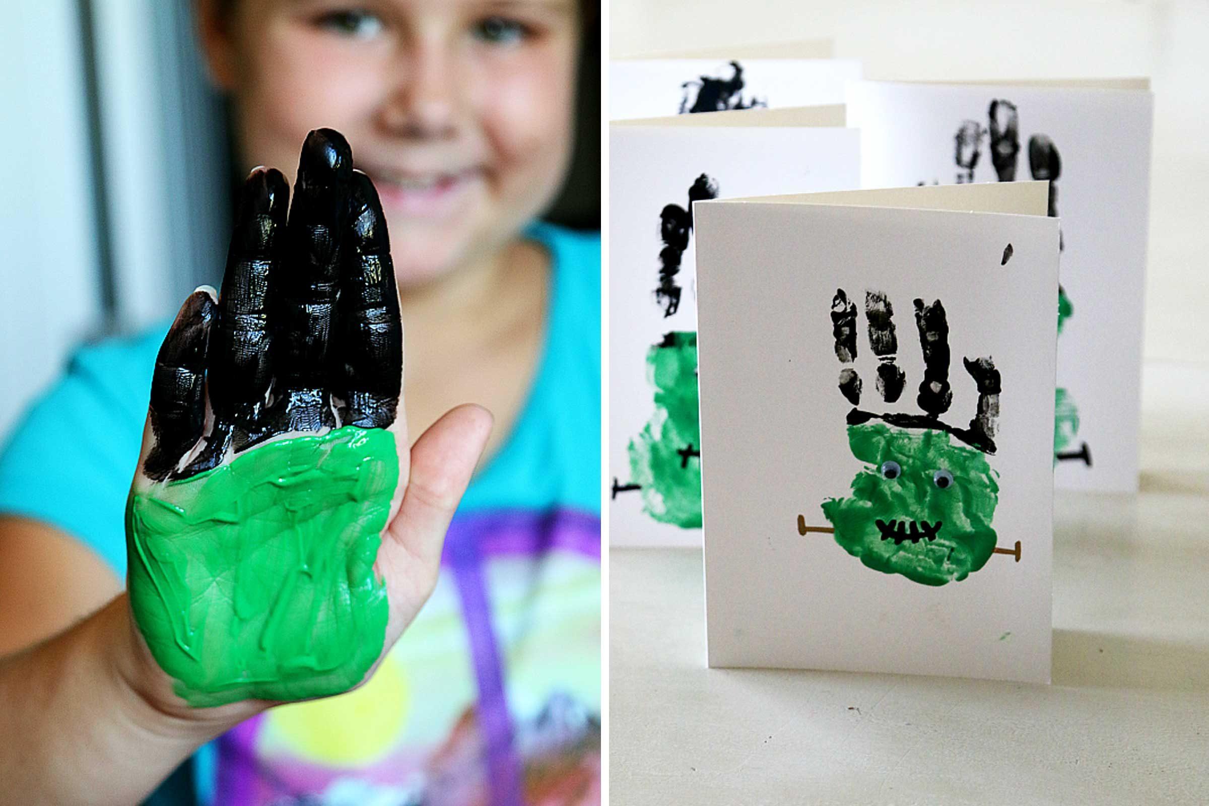 10-kids-halloween-crafts-frankenstein-hands
