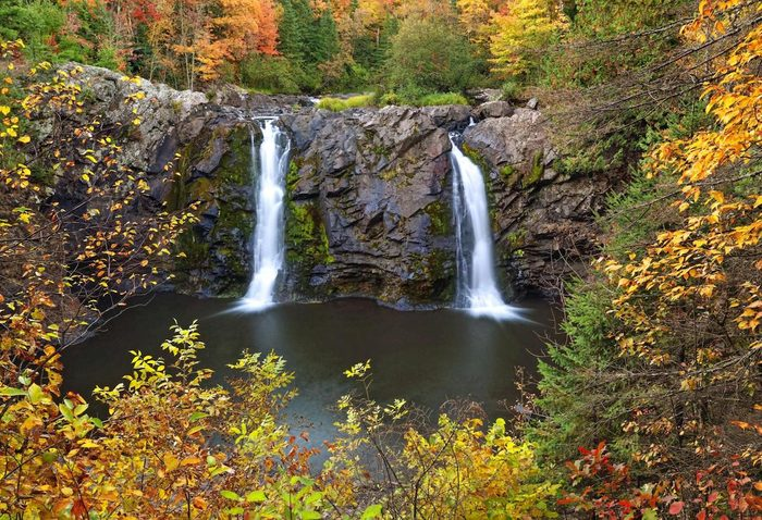 Little Manitou Falls, WIsconsin