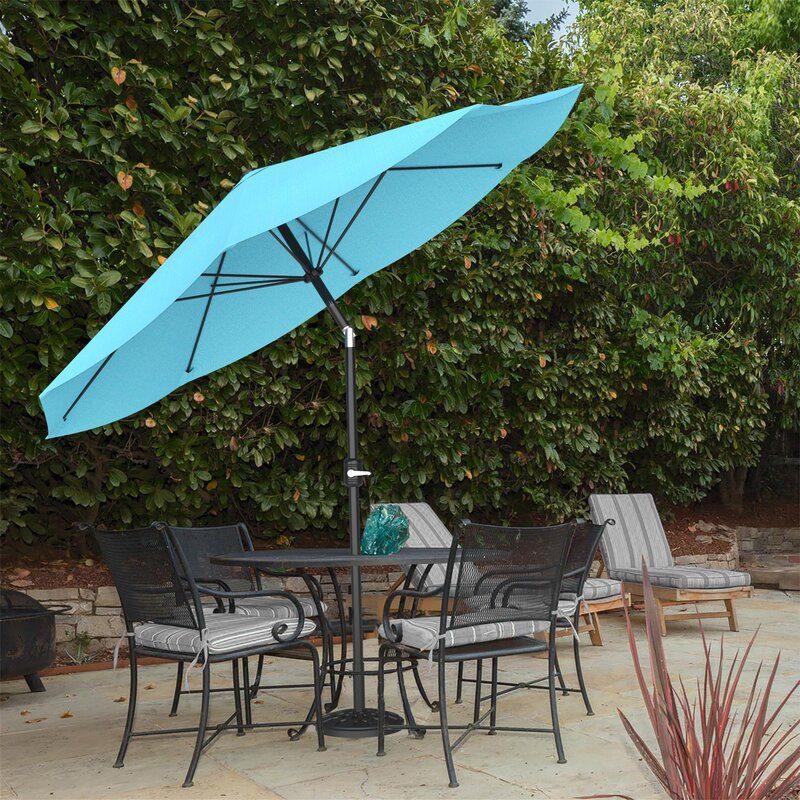 tilting umbrella