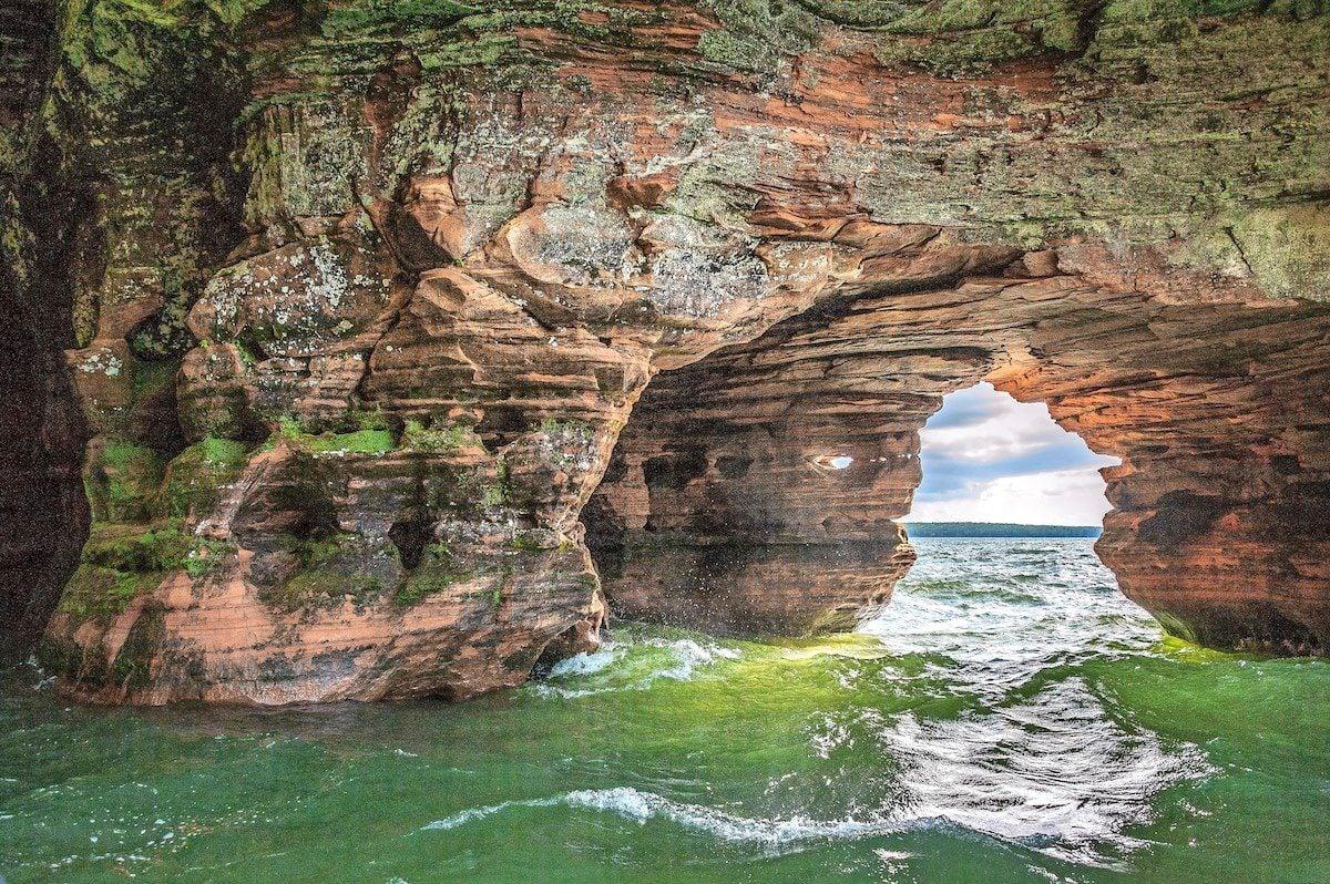Wisconsin Apostle Islands National Lakeshore
