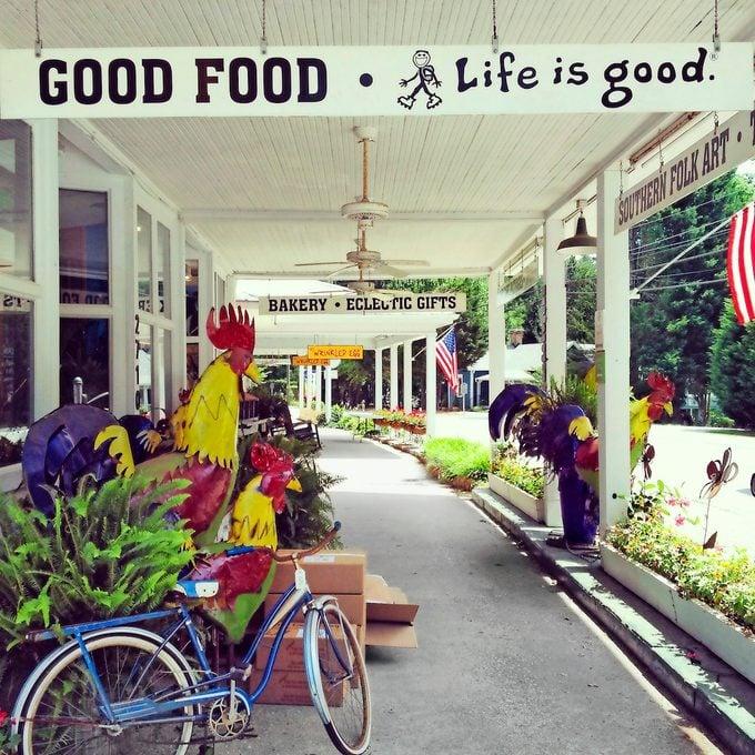 shops in Flat Rock NC