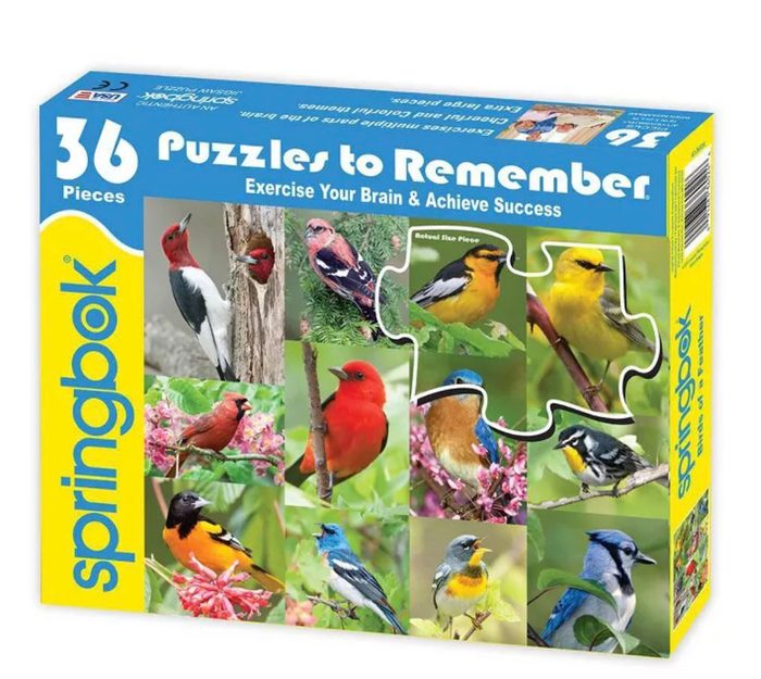 Birds of a Feather Puzzle
