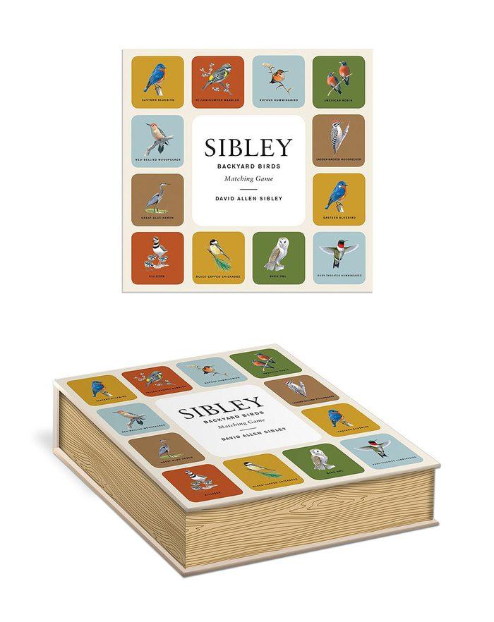 Sibley Memory Game