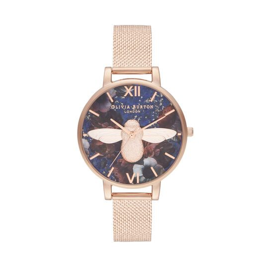 bee wristwatch
