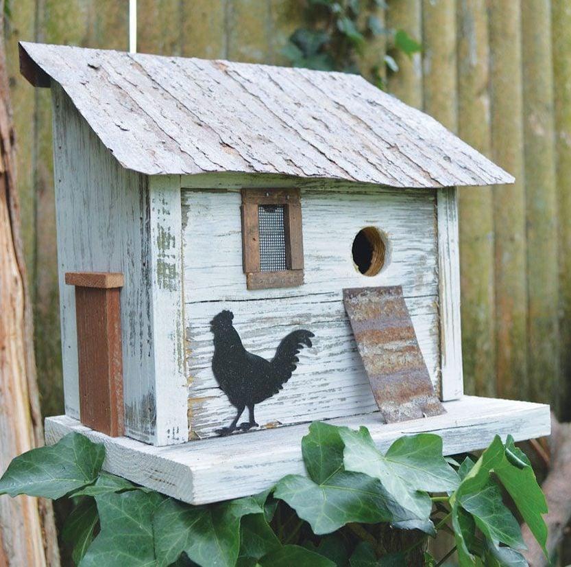 chicken coop bird house