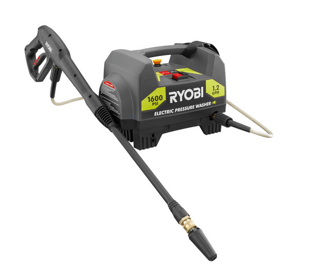 Home Depot power washer