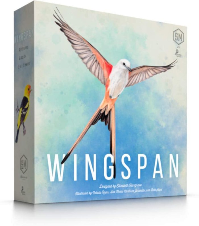 wingspan board game gift for bird lovers