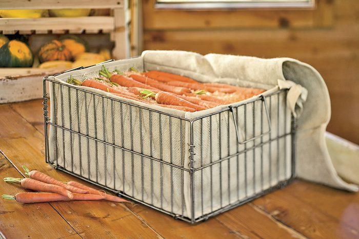 Gardener's Supply Company root storage bin
