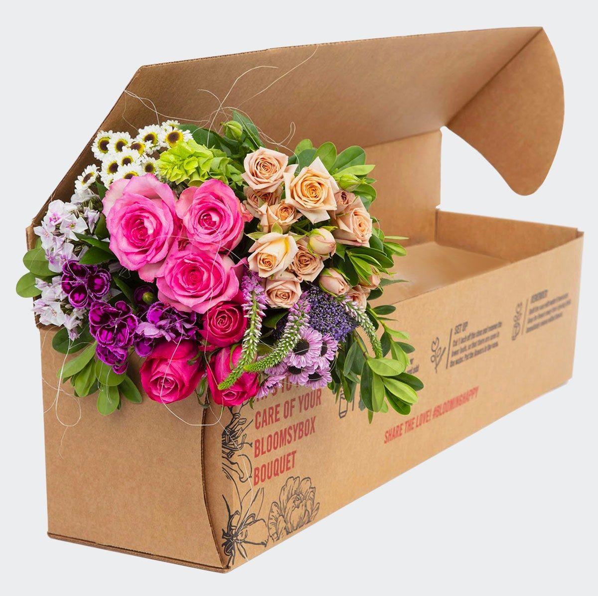 Bloomsybox send flowers