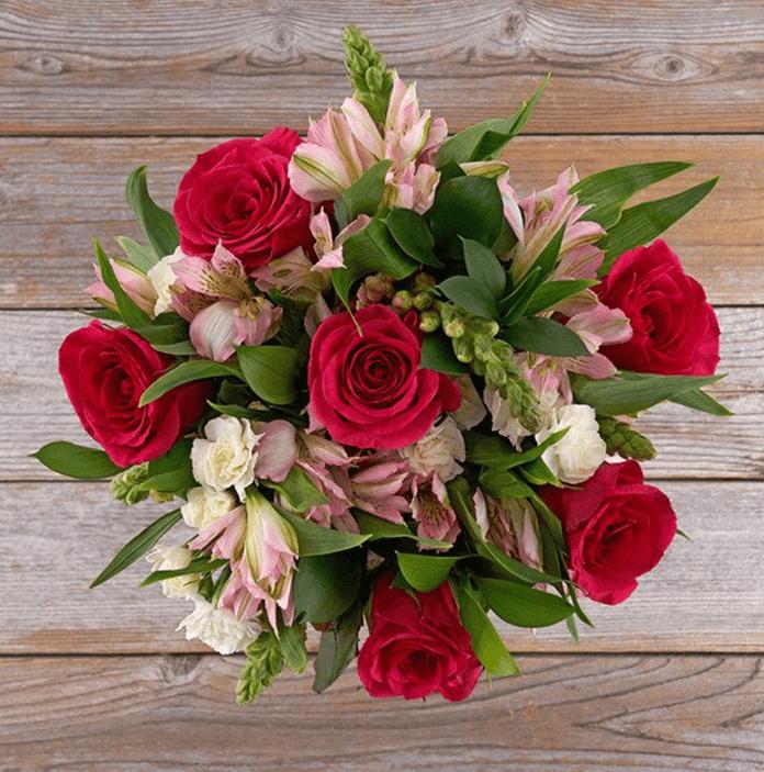 Bouqs Valentines Day