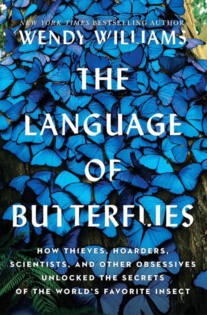 Language of Butterflies book