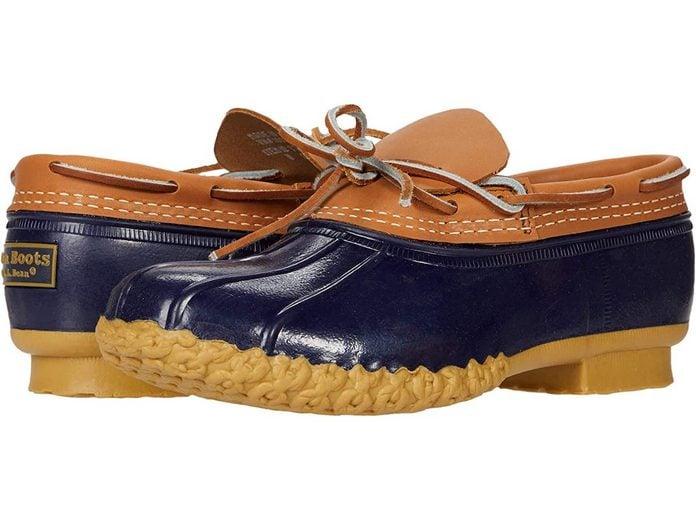 ll bean gardening shoes