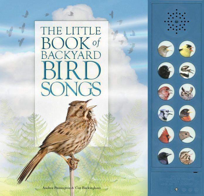 bird song book