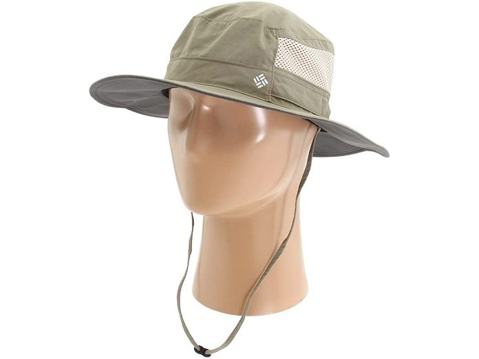 columbia sun hat