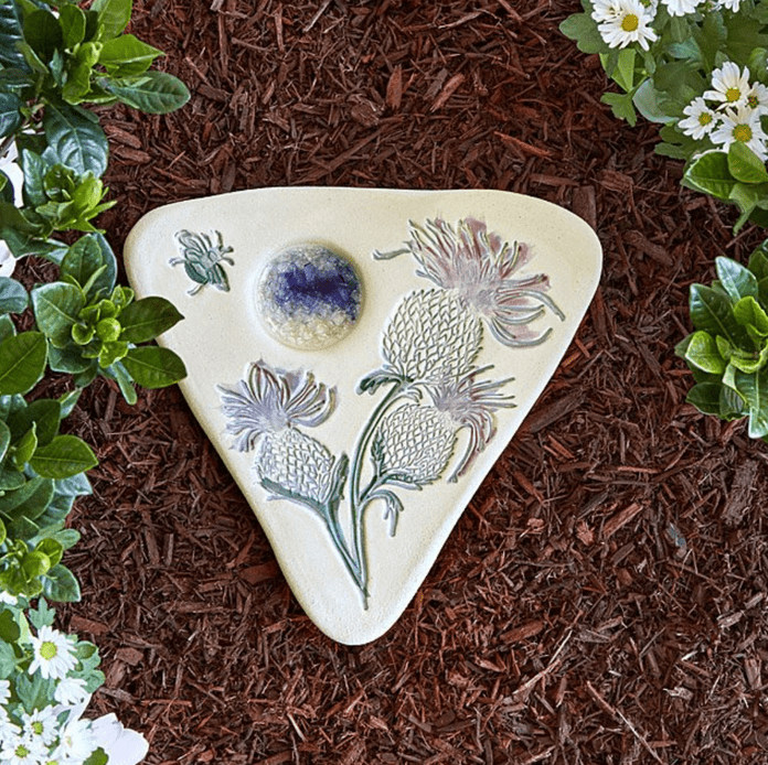 Butterfly Puddler Plate