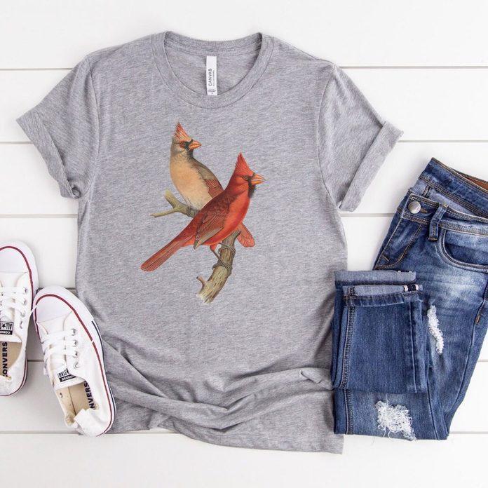 cardinal tshirt