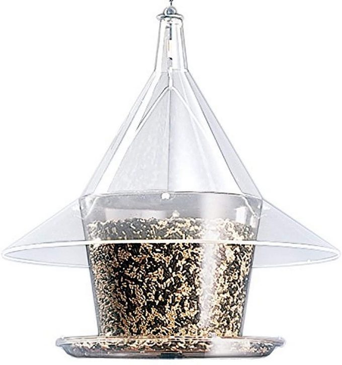 Sky Cafe Squirrel Proof Feeder