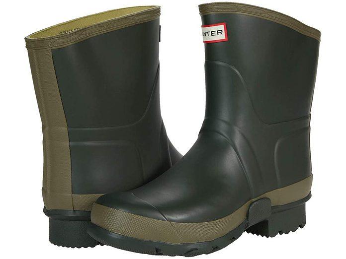 Hunter Field Gardener Short Boot