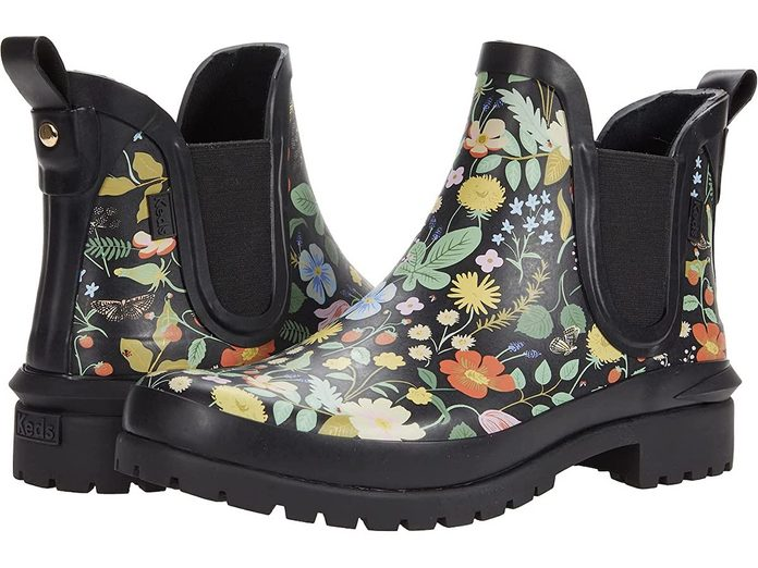 Keds Rifle Paper Company Rubber Boot