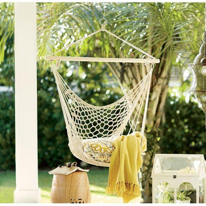 Flaherty+woven+cotton+chair+hammock