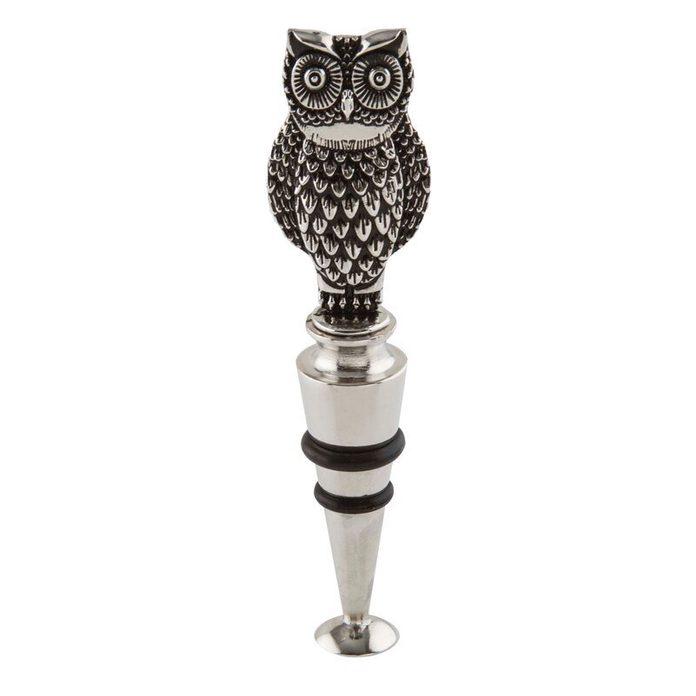 Fortin+owl+wine+bottle+stopper