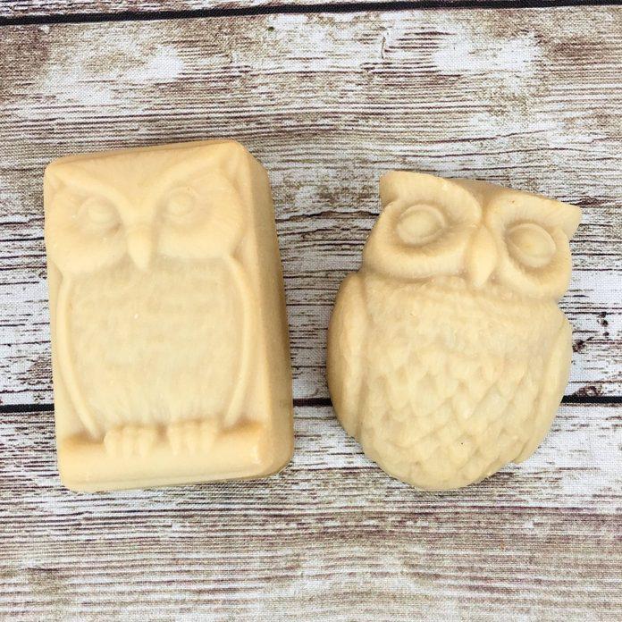 owl soaps