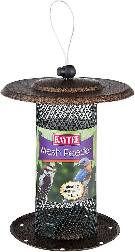 kaytee mesh bird feeder