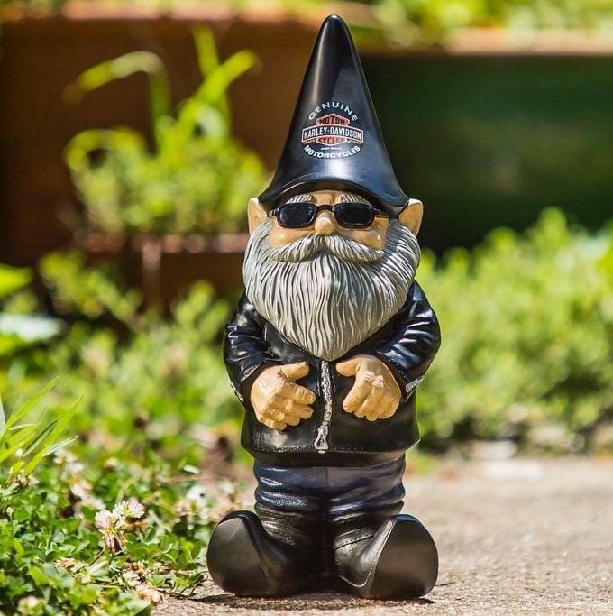 gardening gift for dad, garden gnome