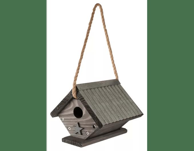 rustic wren house