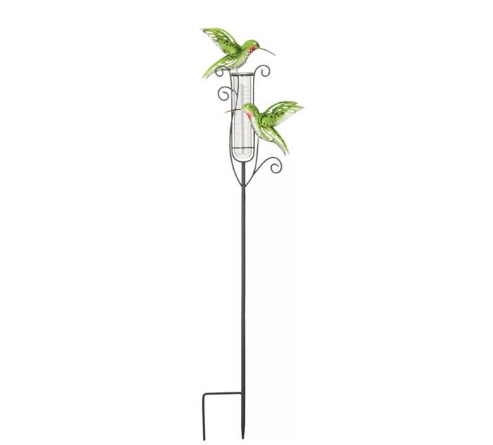 hummingbird rain gauge