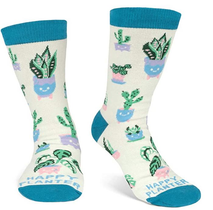 Houseplant Socks