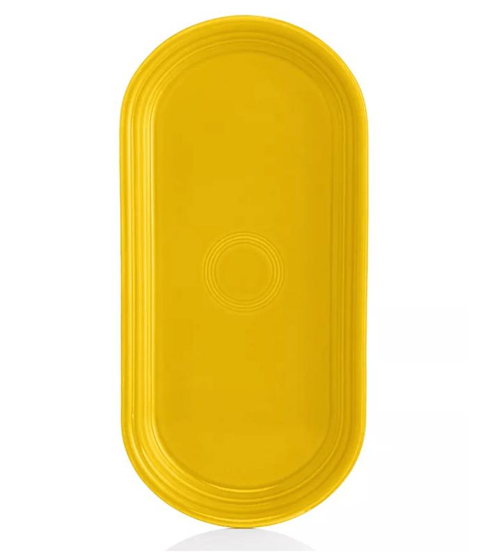 Fiesta sunflower bread tray