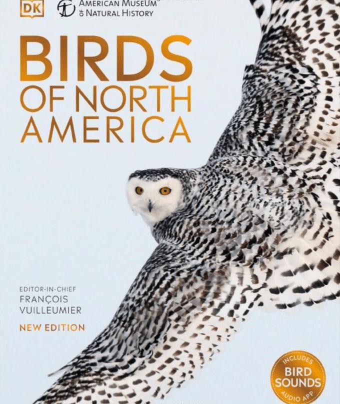 birds of north america book