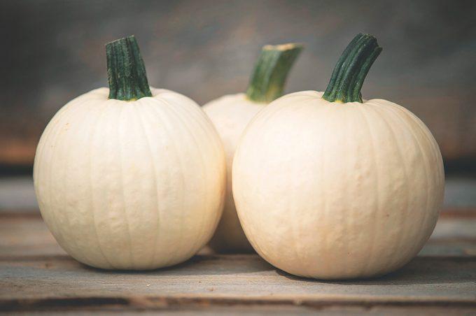 Shiver pumpkins